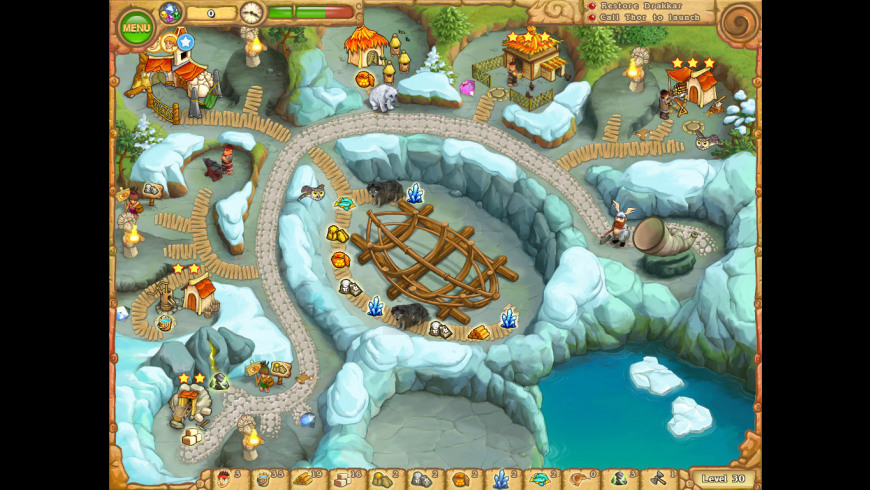 Island Tribe 4 for Mac - review, screenshots