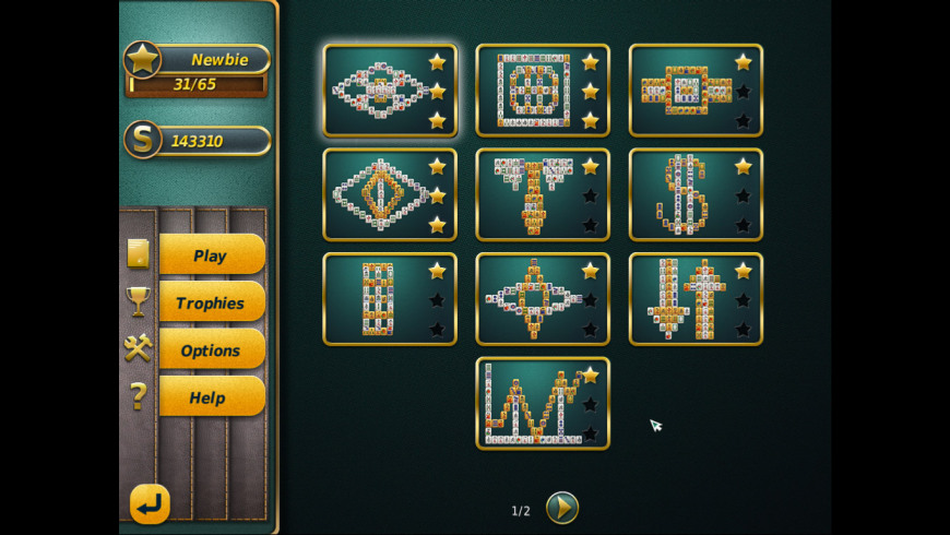 Mahjong Business Style for Mac - review, screenshots