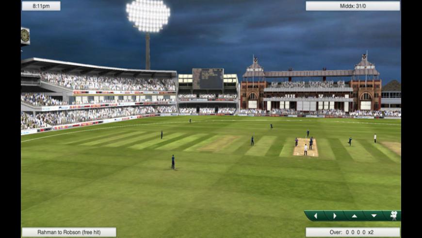 Cricket Captain 2016 for Mac - review, screenshots
