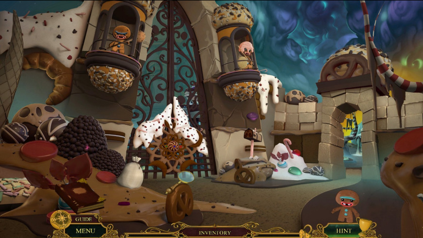 Fearful Tales: Hansel and Gretel Collector's Edition for Mac - review, screenshots