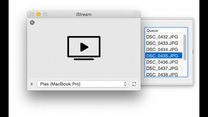 iStream for Mac - review, screenshots