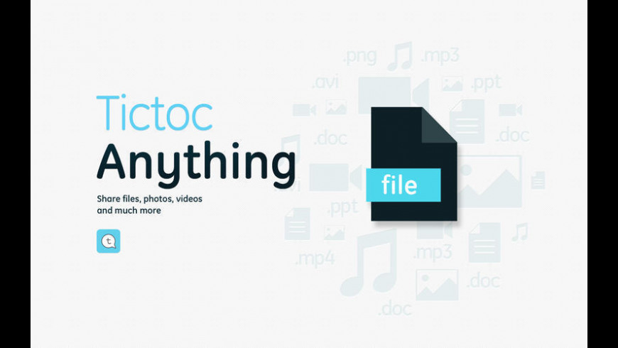 Tictoc for Mac - review, screenshots