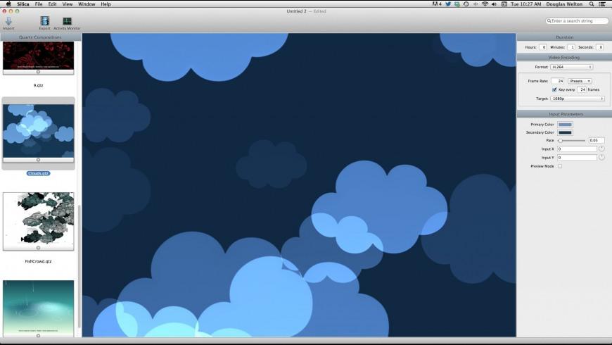 Silica for Mac - review, screenshots