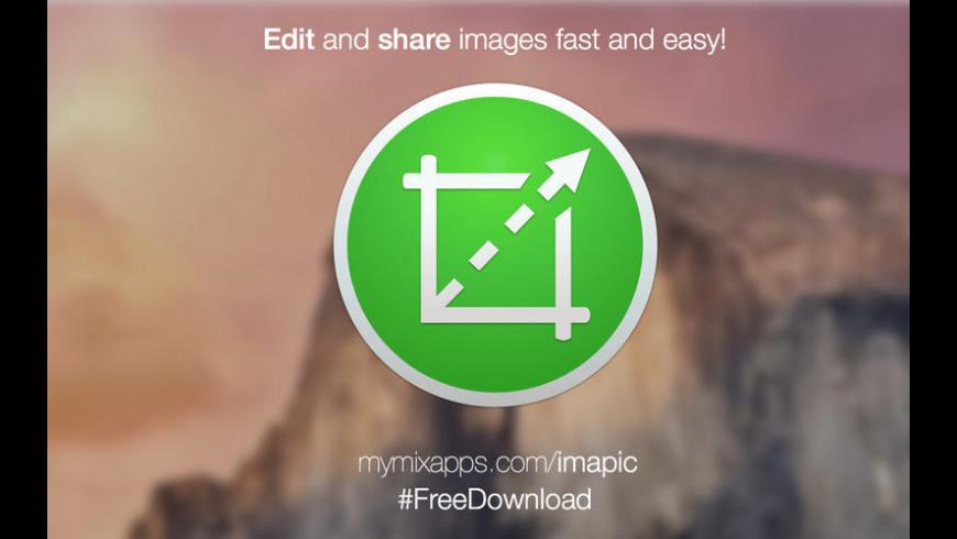 ImaPic for Mac - review, screenshots