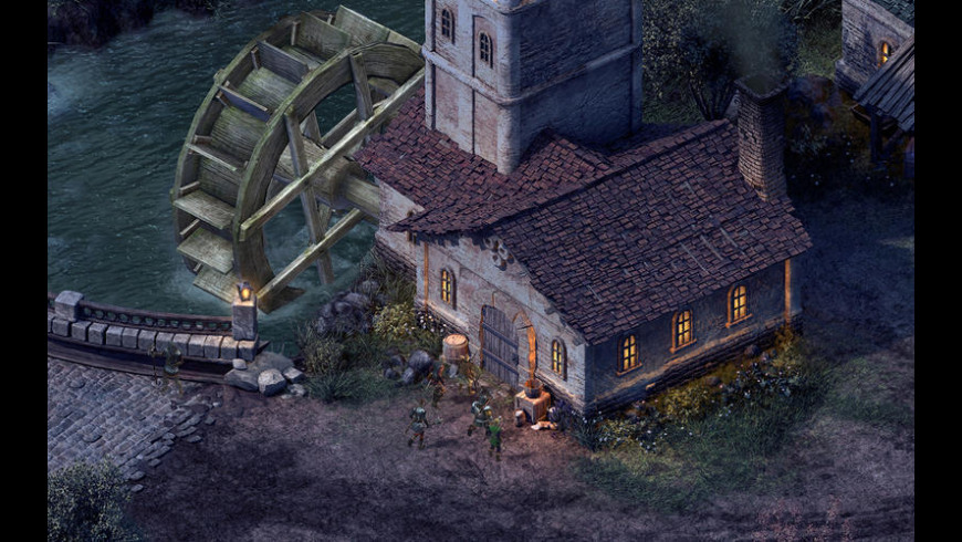 Pillars of Eternity for Mac - review, screenshots
