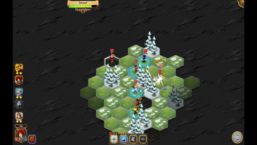 Crowntakers for Mac - review, screenshots