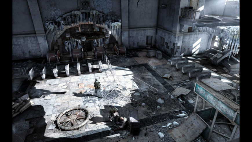 Metro 2033 Redux for Mac - review, screenshots