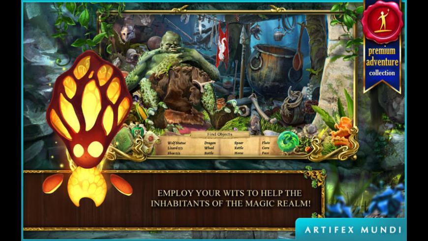 Grim Legends 2: Song of the Dark Swan for Mac - review, screenshots