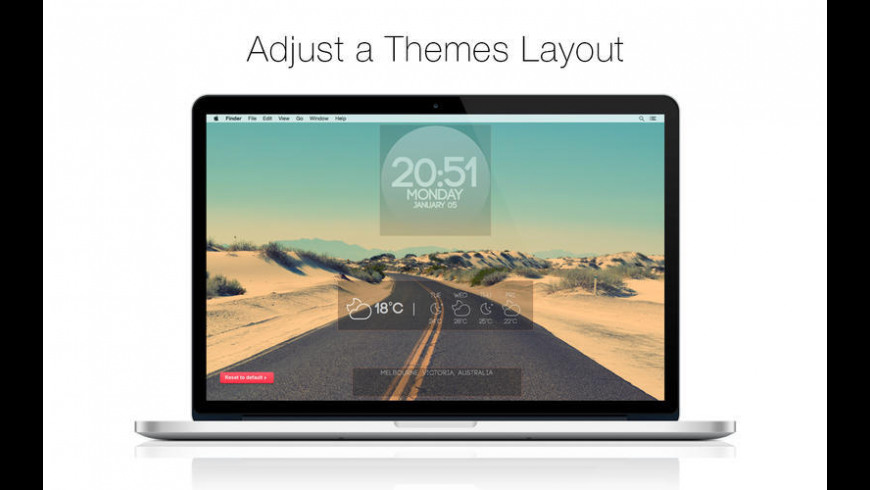 Live Desktop for Mac - review, screenshots