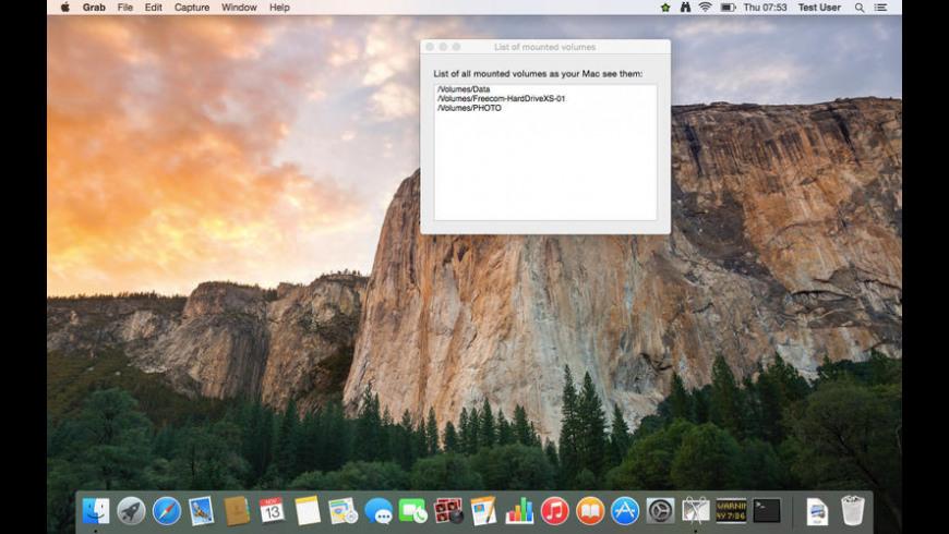 Net Drive Status for Mac - review, screenshots