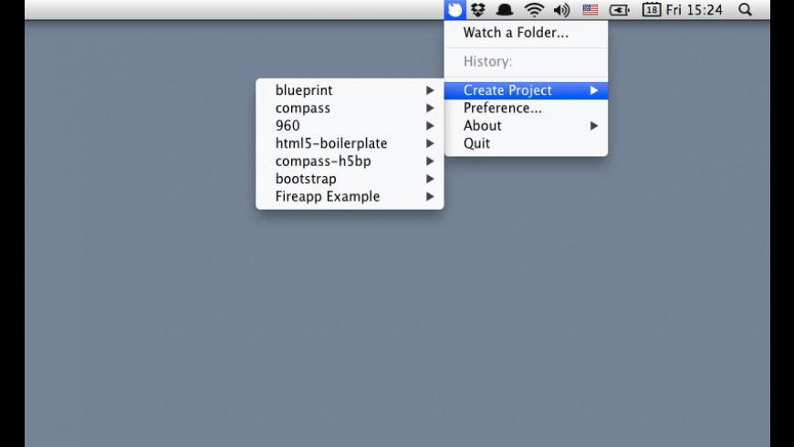 fire.app for Mac - review, screenshots
