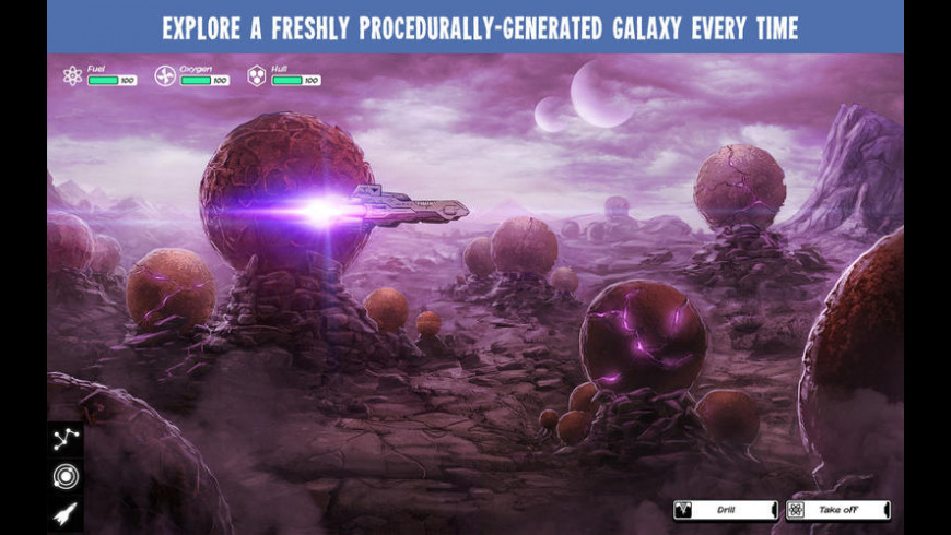 Out There Omega Edition for Mac - review, screenshots