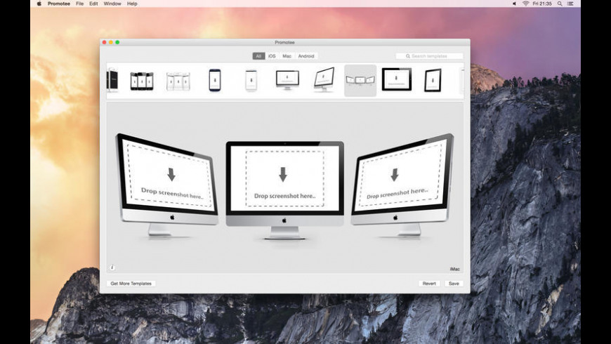 Promotee for Mac - review, screenshots