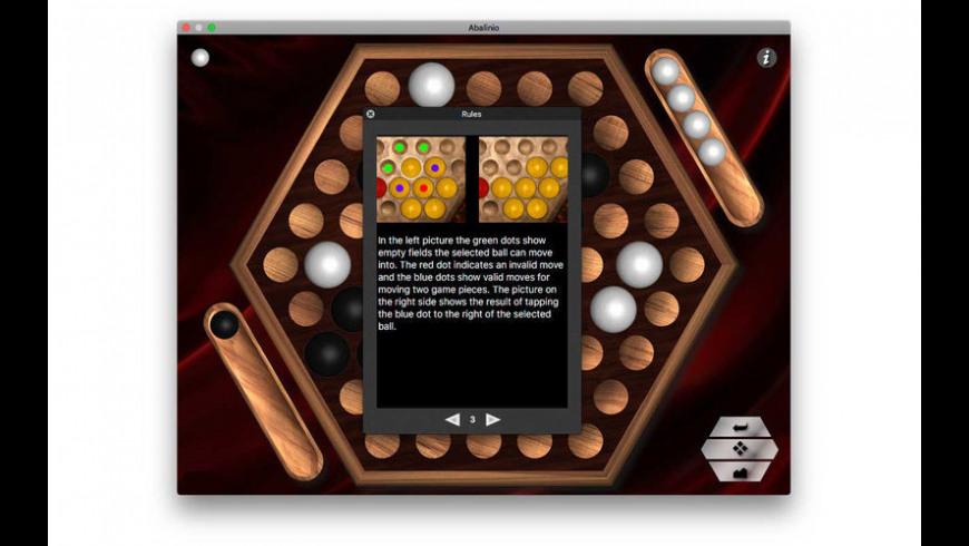 Abalinio for Mac - review, screenshots