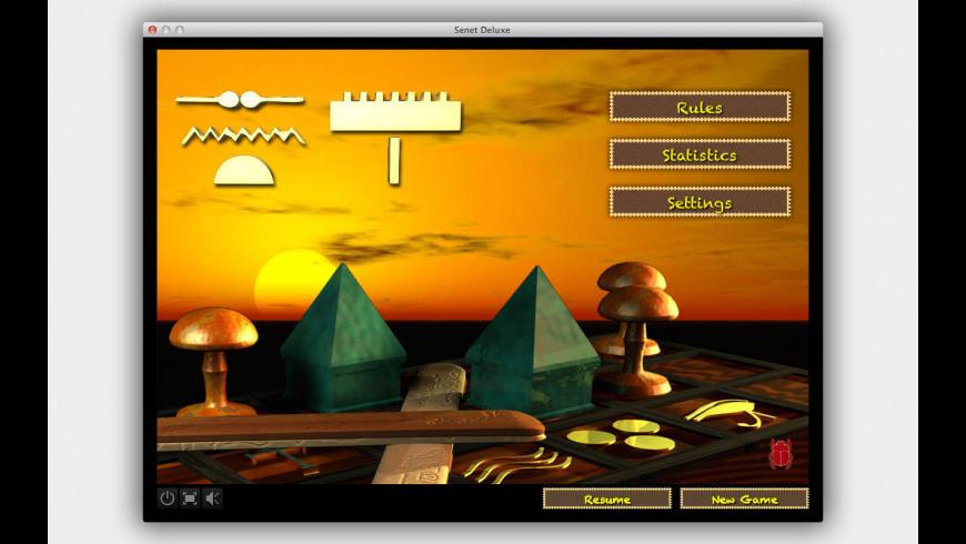 Senet Deluxe for Mac - review, screenshots