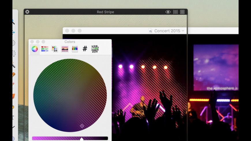 Red Stripe for Mac - review, screenshots