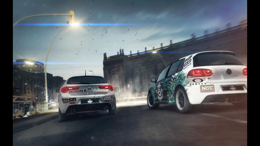 GRID 2 Reloaded Edition for Mac - review, screenshots