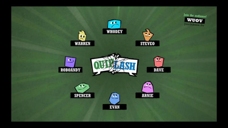 Quiplash for Mac - review, screenshots