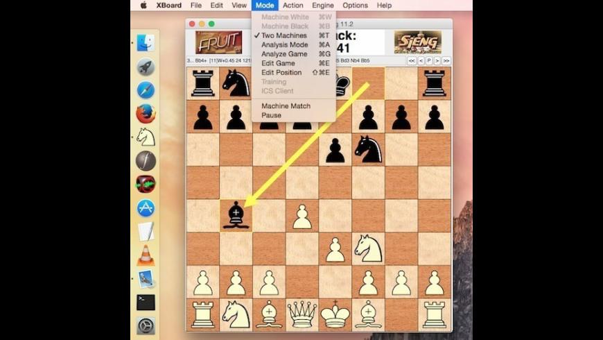 XBoard for Mac - review, screenshots