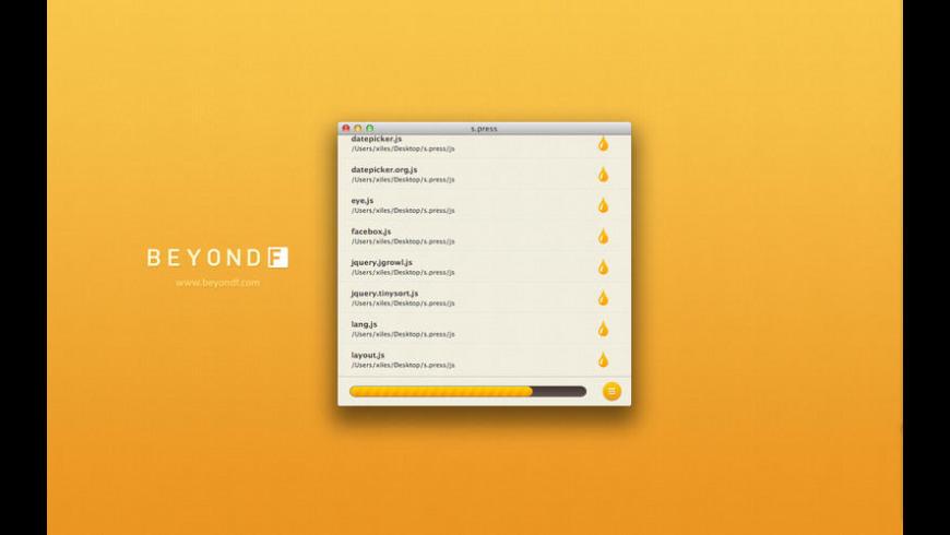 s.press for Mac - review, screenshots