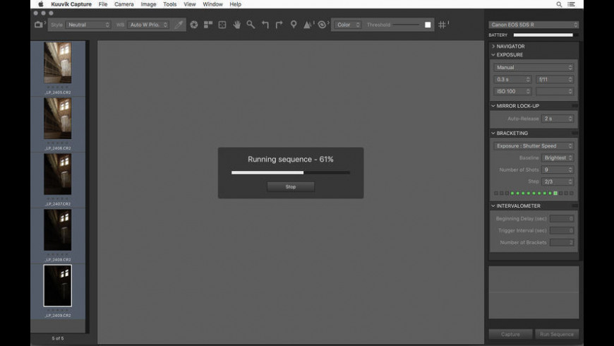 Kuuvik Capture for Mac - review, screenshots