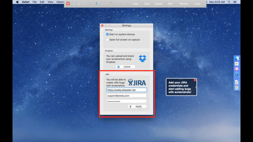 Owely for Mac - review, screenshots