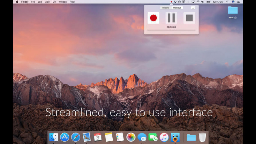 Voicey: menubar voice recorder for Mac - review, screenshots