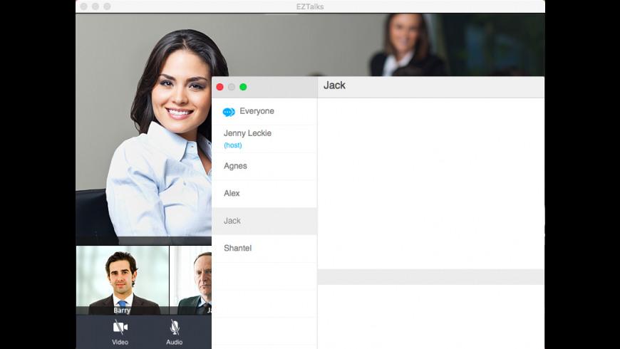 EZTalks for Mac - review, screenshots