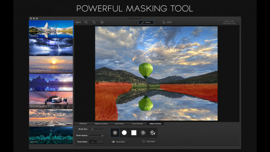 Reflect Studio for Mac - review, screenshots