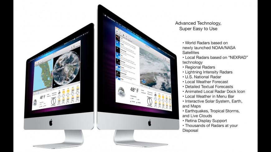 Radar Extreme for Mac - review, screenshots