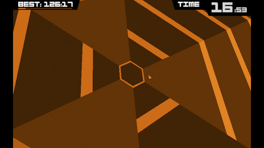Super Hexagon for Mac - review, screenshots