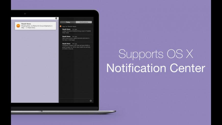 Readit News for Mac - review, screenshots