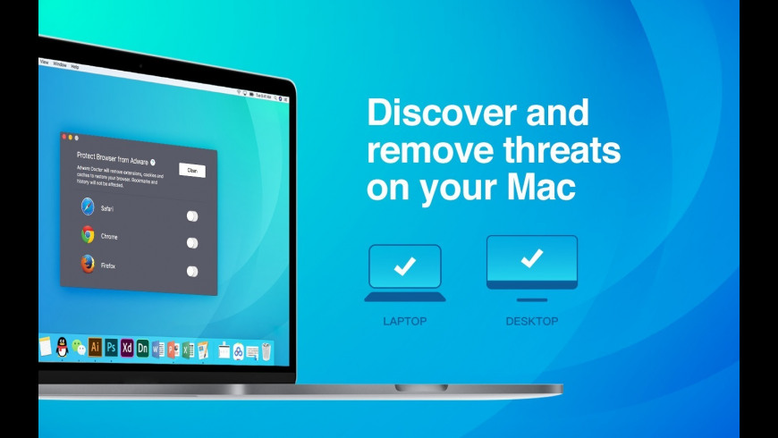 Adware Doctor for Mac - review, screenshots