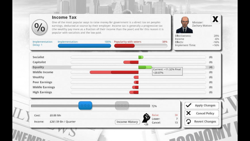 Democracy 3 1 28 5 Free Download for Mac | MacUpdate