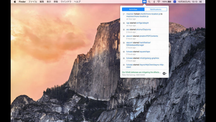 PopHub for Mac - review, screenshots