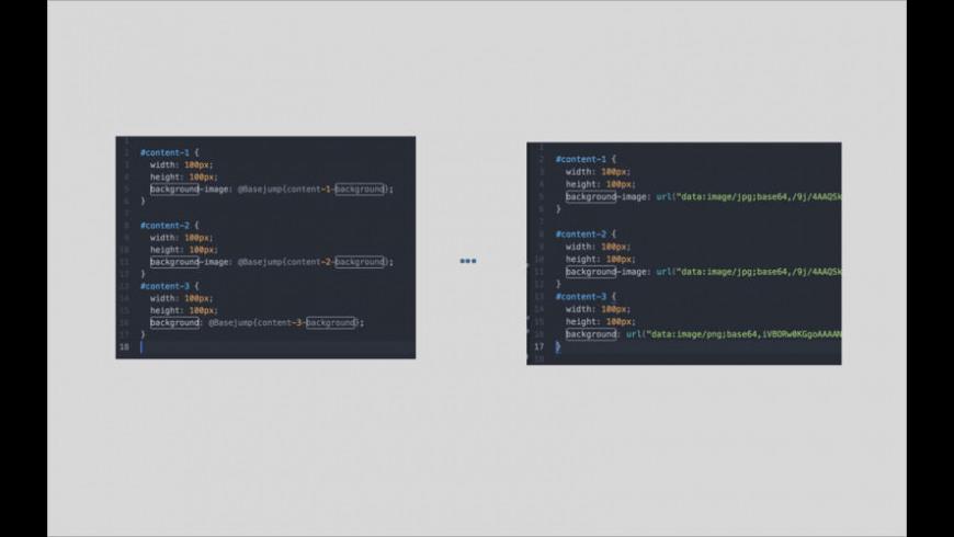 Basejump for Mac - review, screenshots