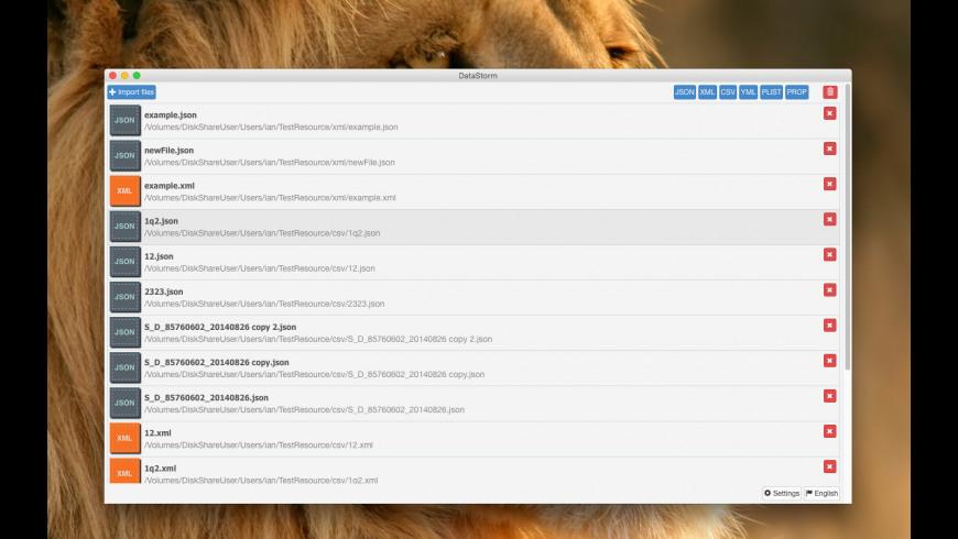 DataStorm 4 36 Free Download for Mac | MacUpdate