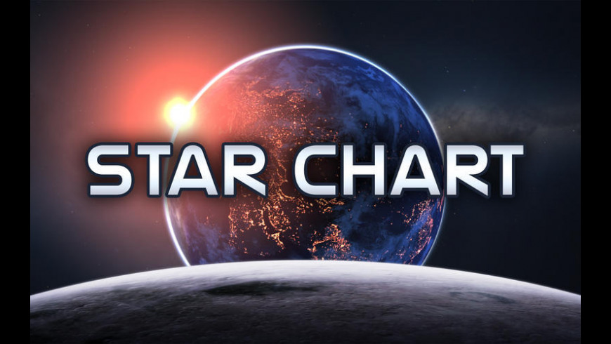 Star Chart for Mac - review, screenshots