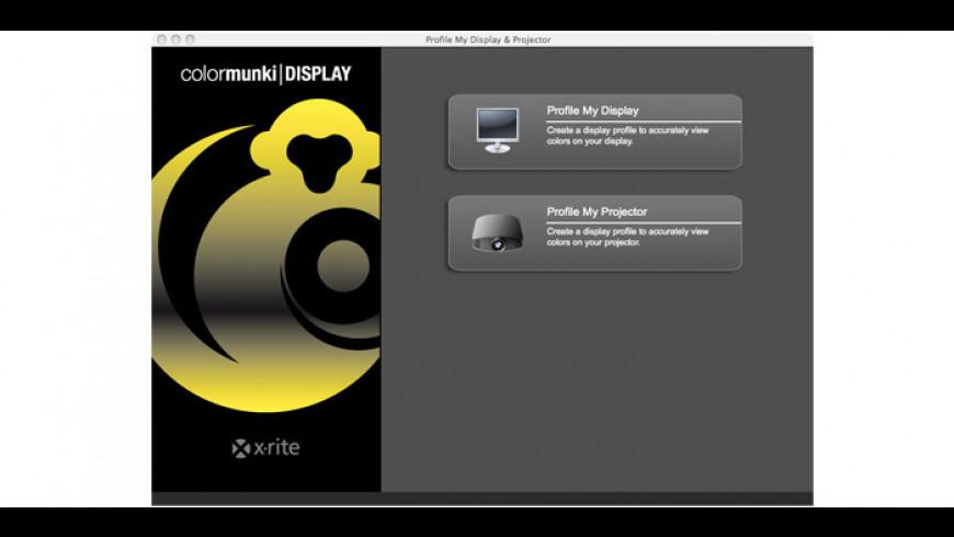 ColorMunki Display 1 1 5 Free Download for Mac | MacUpdate