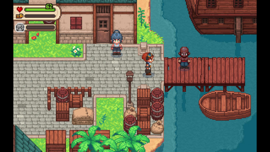 Evoland 2 for Mac - review, screenshots