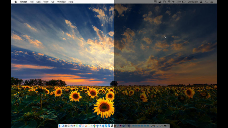 Desktop Shades for Mac - review, screenshots