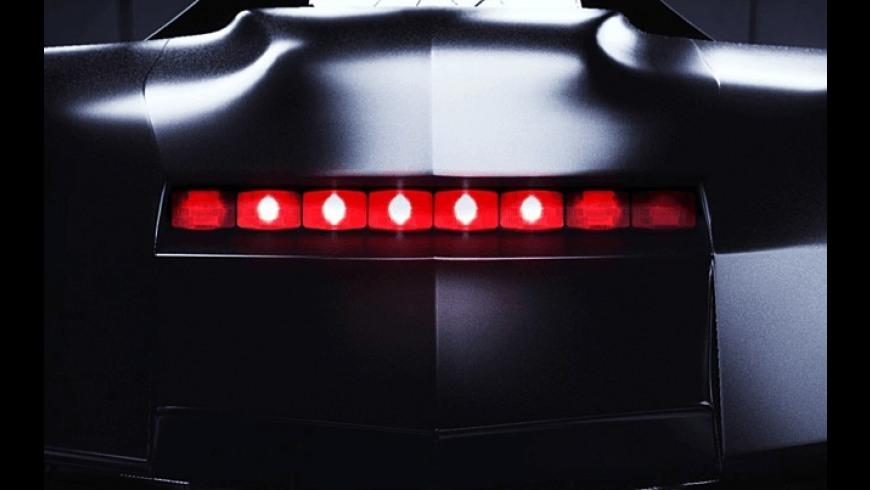 Knight Rider KITT Scanner for Mac - review, screenshots