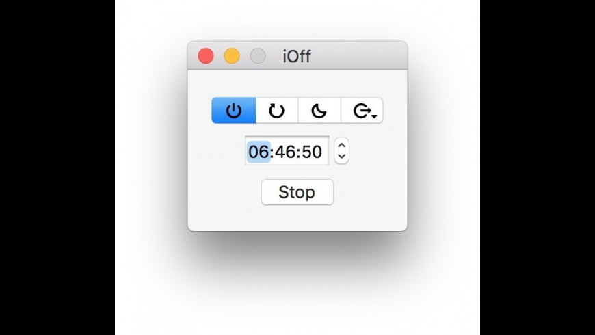 iOff for Mac - review, screenshots