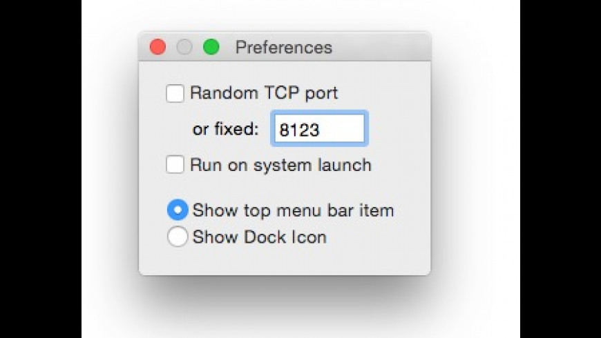 iLcatraz for Mac - review, screenshots