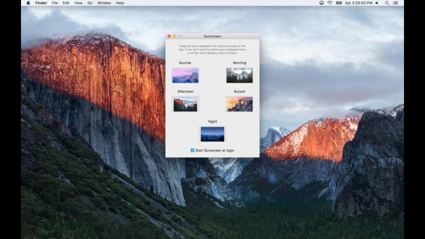 Sunscreen for Mac - review, screenshots