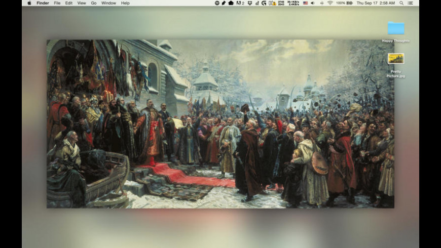 Backgroundifier for Mac - review, screenshots