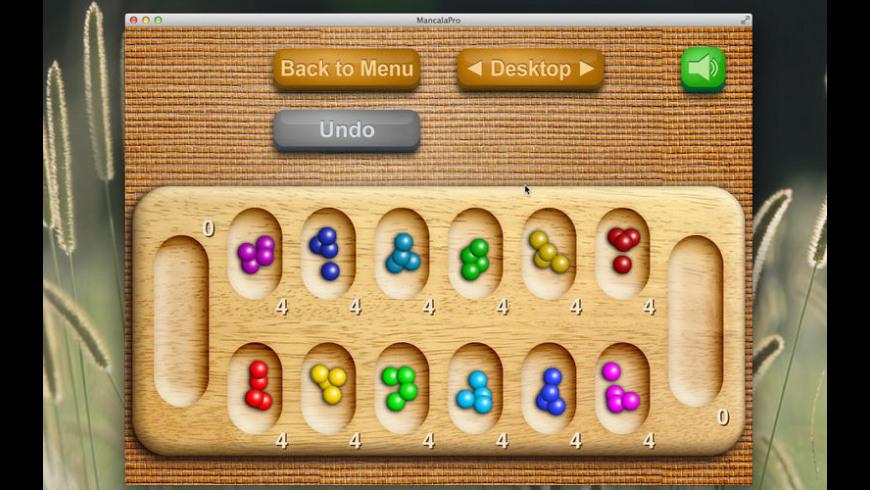 Mancala for Mac - review, screenshots