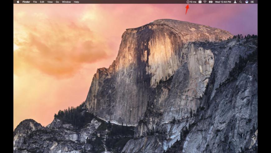 PingStatus for Mac - review, screenshots