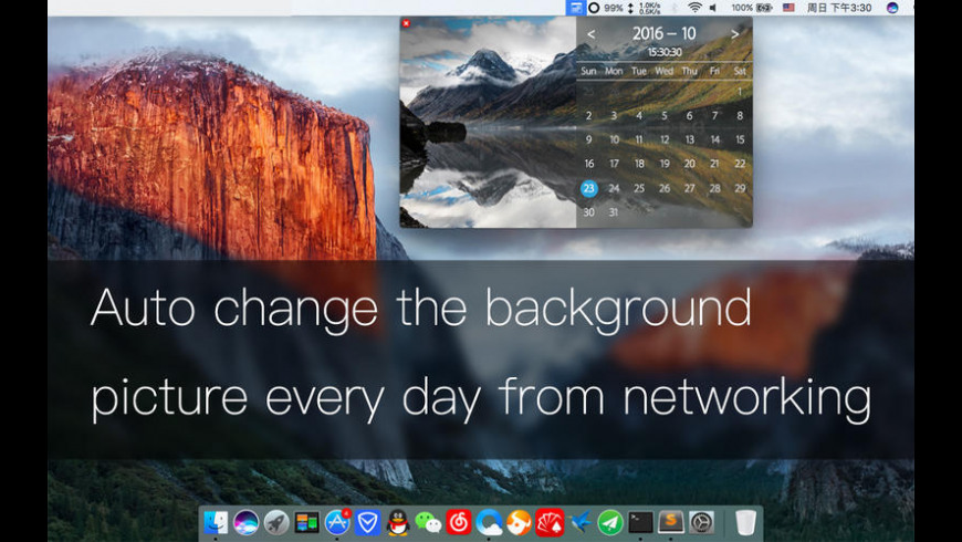 Janecal for Mac - review, screenshots