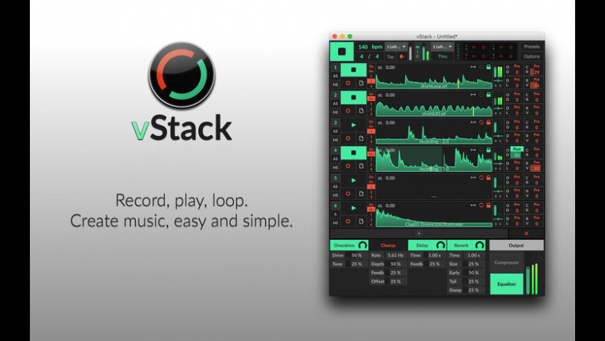 vStack for Mac - review, screenshots